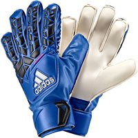 Adidas Ace Fingersave Junior Goalkeeper Gloves - Royal/White