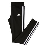 Adidas Girls Gear Up 3S Tights - Black/White