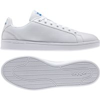 Adidas Mens Cloudfoam Advantage - White/Blue