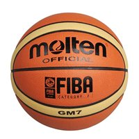 Molten Match Basketball - Orange