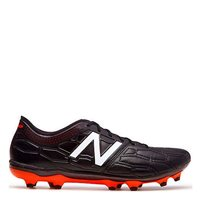 New Balance Visaro 2.0 Pro K Lthr FG - Black/Orange