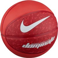 Nike Dominate Basketball -  Red/White