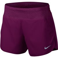 Nike Womens Flex 5inch Rival Shorts -  Berry