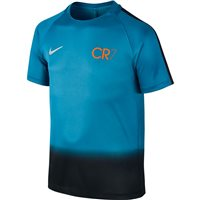 Nike Kids CR7 Dry Squad Top -  Blue/Silver