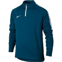 Nike Kids Dry Academy Drill Top -  Blue/White