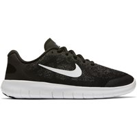 Nike Boys Free RN 2 (GS) -  Black/Grey/White