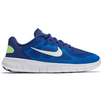 Nike Boys Free RN 2 (GS) -  Royal