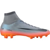 Nike Mercurial Victory VI CR7 DF FG Boots -  Cool Grey/Orange/Black