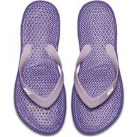 Nike Womens Solay Thong Sandal -  Lilac