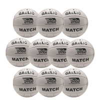 Briga GAA Match Football Sz 4 (Pack of 10)