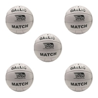 Briga GAA Match Football Sz 4 (Pack of 5)