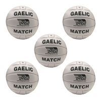 Briga GAA Match Football Sz 5 (Pack of 5)