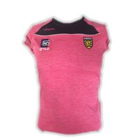 ONeills Ladies Donegal Aston T-Shirt - Flo.Pink/Marine/White