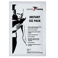 Precision Training 20 x Instant Ice Packs - White