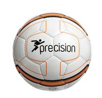 Precision Training Cordino Lite Match Football 320g - White/Orange/Black