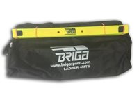 Briga Training Ladder - 4 Meters - Yellow/Black