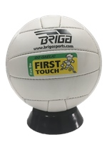 Briga First Touch Football - White