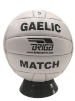 Briga GAA Match Football - White