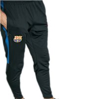 Nike FCB Barcelona Squad Pants 17/18 -  Black/Royal/Red