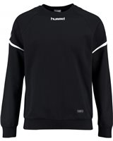 Hummel Authentic Charge Cotton Sweatshirt - Youth -Black