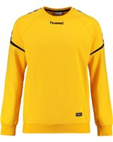 Hummel Authentic Charge Cotton Sweatshirt - Youth -Sports Yellow
