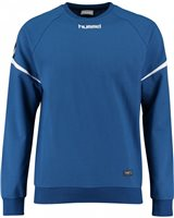 Hummel Authentic Charge Cotton Sweatshirt - Youth -True Blue
