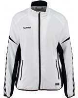 Hummel Authentic Charge Micro Zip Jacket - White