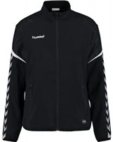 Hummel Authentic Charge Micro Zip Jacket - Youth -Black