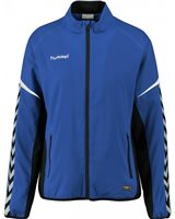 Hummel Authentic Charge Micro Zip Jacket Women - True Blue