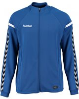 Hummel Authentic Charge Poly Zip Jacket - True Blue