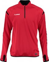 Hummel Authentic Charge Training Sweat - True Red