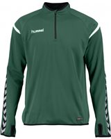 Hummel Authentic Charge Training Sweat - Youth -Evergreen