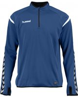 Hummel Authentic Charge Training Sweat - Youth -True Blue