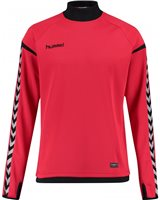 Hummel Authentic Charge Turtle/Polo Neck - True Red
