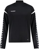 Hummel Authentic Charge Turtle/Polo Neck - Youth -Black