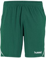 Hummel Authentic Charge Poly Shorts - Evergreen