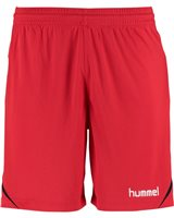 Hummel Authentic Charge Poly Shorts - True Red