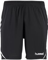 Hummel Authentic Charge Poly Shorts - Youth -Black