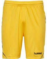 Hummel Authentic Charge Poly Shorts - Youth -Sports Yellow