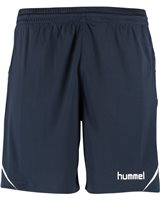 Hummel Authentic Charge Poly Shorts - Youth -Total Eclipse