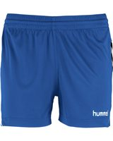 Hummel Authentic Charge Poly Shorts Women - True Blue