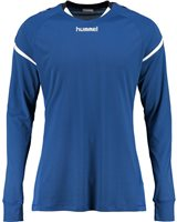 Hummel Authentic Charge Poly Jersey LS - Youth -True Blue