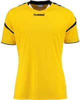 Hummel Authentic Charge Poly Jersey SS - Sports Yellow