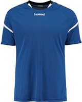 Hummel Authentic Charge Poly Jersey SS - Youth -True Blue
