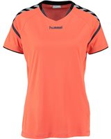 Hummel Authentic Charge Poly Jersey Women - Nasturtium/Ombre Blue