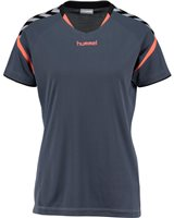 Hummel Authentic Charge Poly Jersey Women - Ombre Blue/Nasturtium