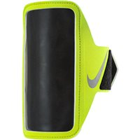 Nike Lean Phone Holder Armband - Volt/Silver