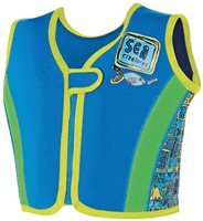 Zoggs Infants Swim Jacket - Blue