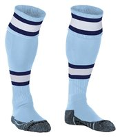 Stanno League Sock - Sky/White/Navy