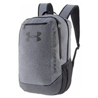 Under Armour UA Hustle Backpack - Grey/Black